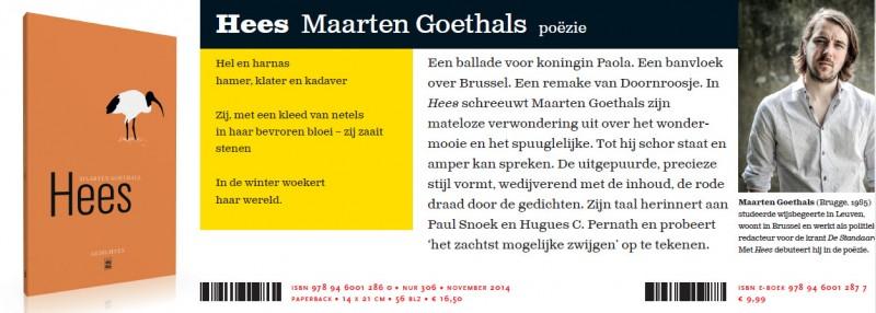 Catalogus Uitgeverij Vrijdag